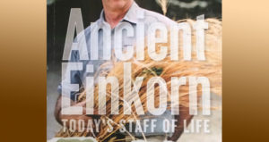 Ancient Einkorn Book - Gary Young