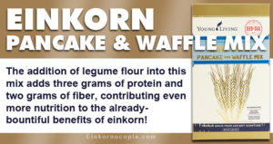 Young Living Einkorn Pancake Mix