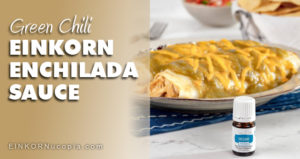 Recipe: Green Chile Enchilada Sauce